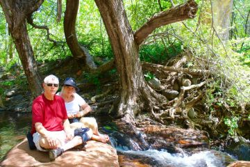 Relaxing Sedona Couples Retreats