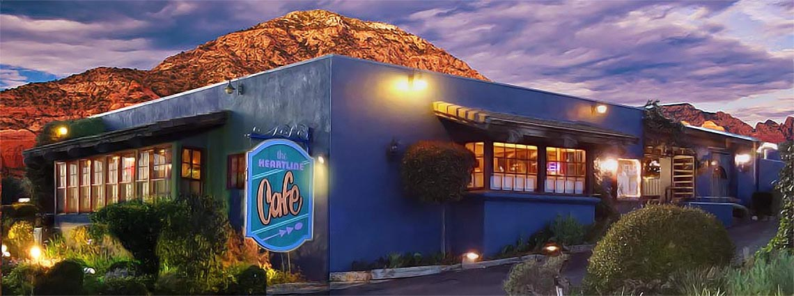 Heartline Cafe - One of Sedona's Best Restaurants