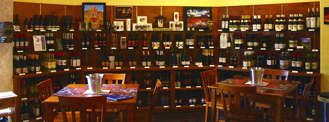 Art of Wine - One of Sedona's Best Shops